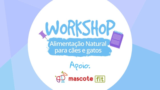 Primeiro workshop de alimentação natural de curitiba
