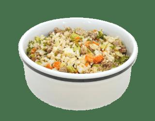 receita de alimentação natural para filhotes
